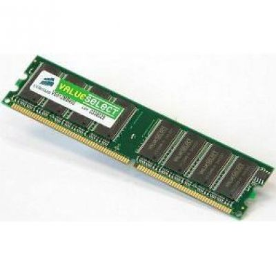 1GB Corsair ValueSelect DDR333 CL2.5 RAM - Preisvergleich