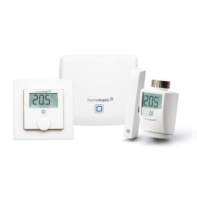Homematic IP  Einsteiger-Set Heizen Komfort