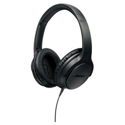Soundtrue Around Ear Kopfhörer Schwarz (iOS)