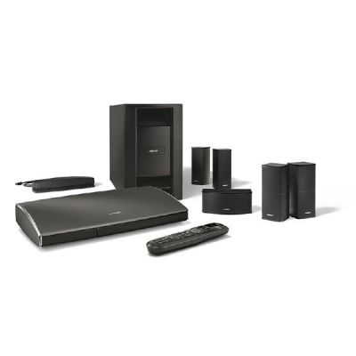 Lifestyle SoundTouch 535 IV Schwarz 5.1 Entertainment System