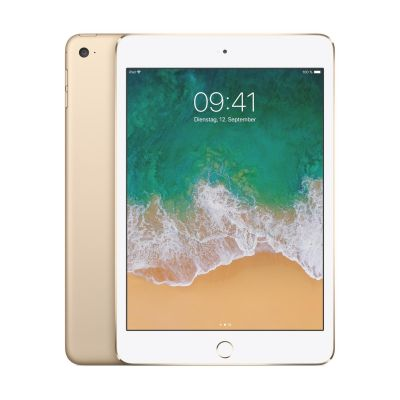 Apple iPad mini 4 WiFi 128 GB Gold MK9Q2FD A