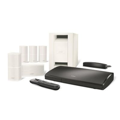 Lifestyle SoundTouch 525 IV weiß 5.1 Entertainment System