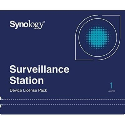 Synology 1x Camera Pack, Überwachungszubehör