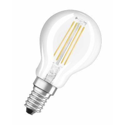 LED Retrofit Classic P37 Birne 4W (37W) E14 klar warmweiß