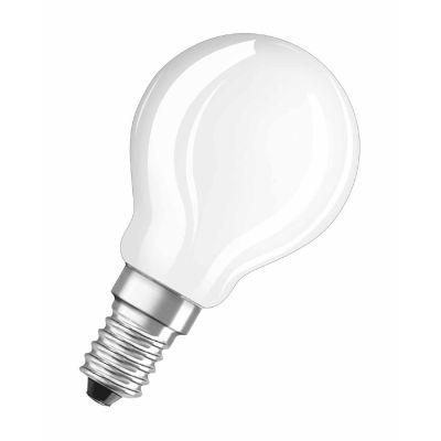 LED Retrofit Classic P25 Birne 3W (25W) E14 matt warmweiß