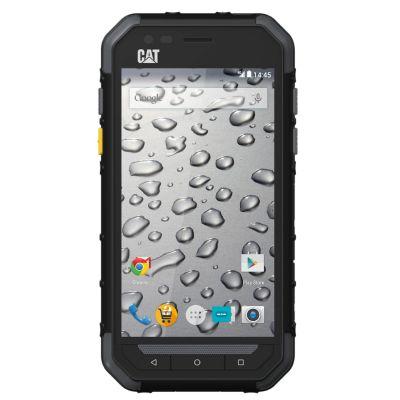 CAT S30 schwarz Android Smartphone