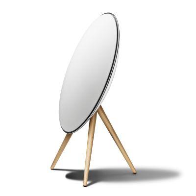 Bang Olufsen .B&O PLAY BeoPlay A9 WiFi II Soundsystem mit AirPlay, Bluetooth und DLNA weiß