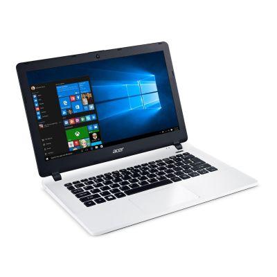 Acer Aspire ES1-331-P3ZE Notebook weiss Quad Core N3700 matt HD Windows 10