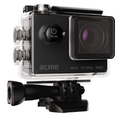 ACME  VR02 Full HD Action Cam mit Wi-Fi