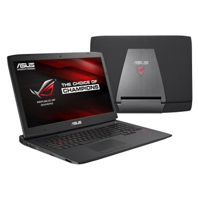 Asus ROG G751JY-T7328T Notebook i7-4720HQ SSD Full-HD GTX980M BluRay Windows 10