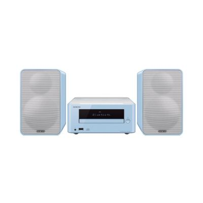 Onkyo CS-265 LB CD/MP3-Kompaktanlage mit Bluetooth NFC Hellblau