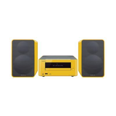 Onkyo CS-265 Y CD/MP3-Kompaktanlage mit Bluetooth NFC Gelb