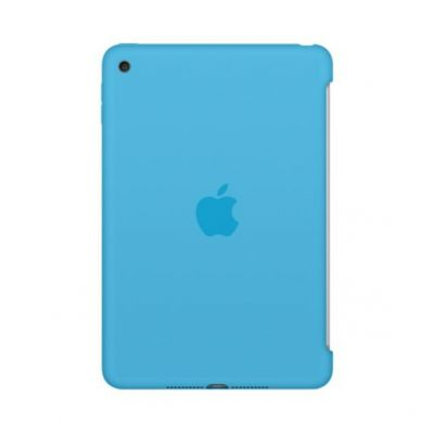 Apple Silikon Case für iPad mini 4 Blau - Preisvergleich