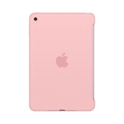 Apple Silikon Case für iPad mini 4 Pink - Preisvergleich