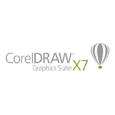 Corel DRAW Graphics Suite X7 - Maintenance Lizenz (CTL) 251-2500 User 1Jahr - GOV
