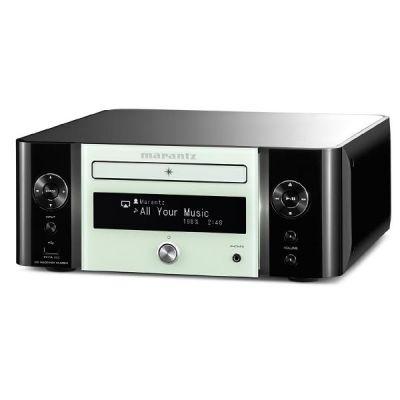 Marantz M-CR611 Melody CD Netzwerk Receiver WLAN AirPlay DAB+ Schwarz/Weiß