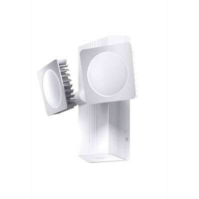 Osram LED-Außenwandleuchte Noxlite Smart Double Spot