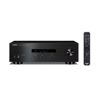 R-S201 Stereo Receiver schwarz