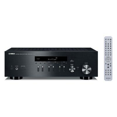 R-N301 HiFi Receiver DLNA AirPlay schwarz