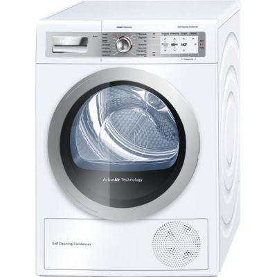 WTY877W0 HomeProfessional Wärmepumpen-Wäschetrockner A+++ 8kg weiß