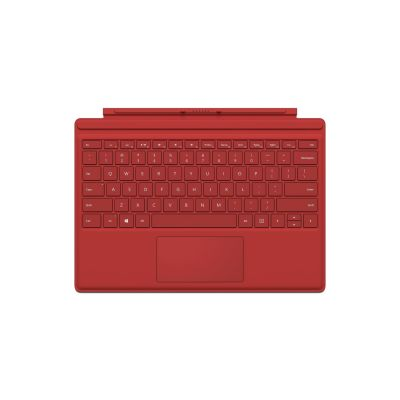 Microsoft Surface Pro Type Cover rot - Preisvergleich
