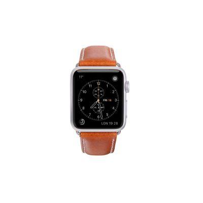 dbramante  Copenhagen Apple Watch 42mm Lederarmand tan