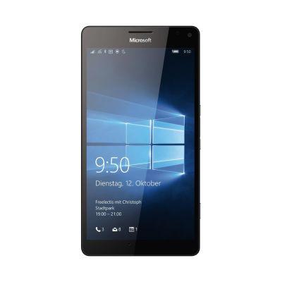 Microsoft . Lumia 950 XL schwarz Windows 10 mobile Smartphone