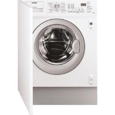 AEG  L61470BI Weiß Einbau-Waschmaschine, 7kg, A++ (EEK: A++)