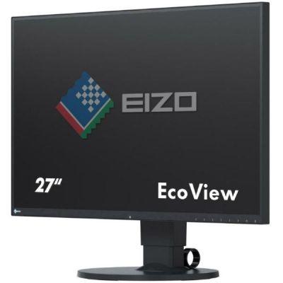 "EIZO  EV2750-BK 68 cm (27"") 16:9 DVI/DP/HDMI/USB 5ms 1.000:1 Pivot LS IPS"