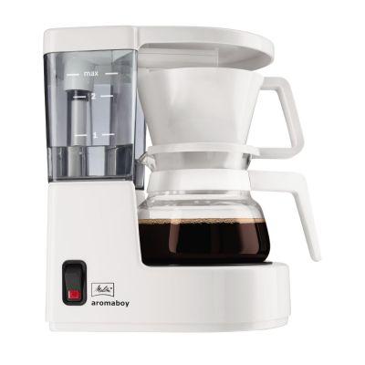 Melitta Aromaboy 1015-01 Kaffeemaschine weiß