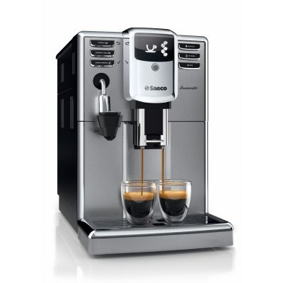 Saeco HD8914/01 Incanto Kaffeevollautomat Silber