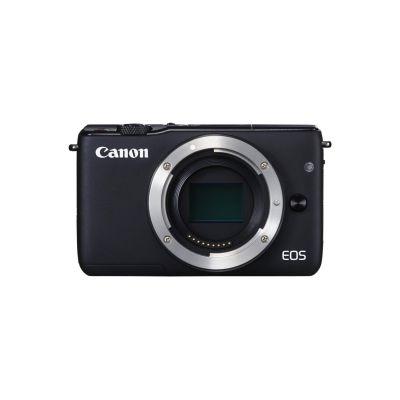 Canon  EOS M10 Body schwarz