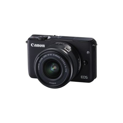 Canon  EOS M10 Kit EF-M 15-45mm IS STM Systemkamera