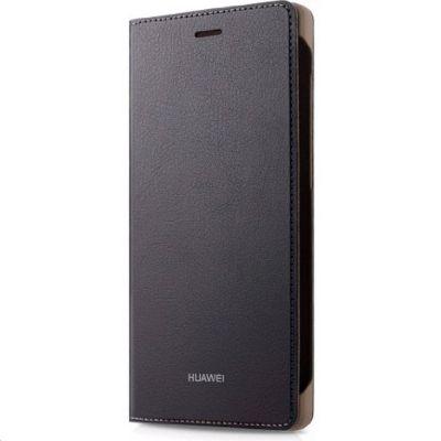 Huawei Flip Case für P8 Lite braun