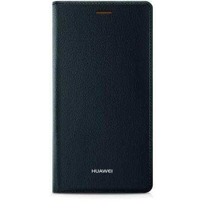 Huawei Flip Case für P8 schwarz