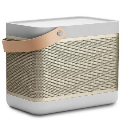 Bang Olufsen B&O PLAY BeoLit 15 Portabler Bluetooth-Lautsprecher - natural Champagne