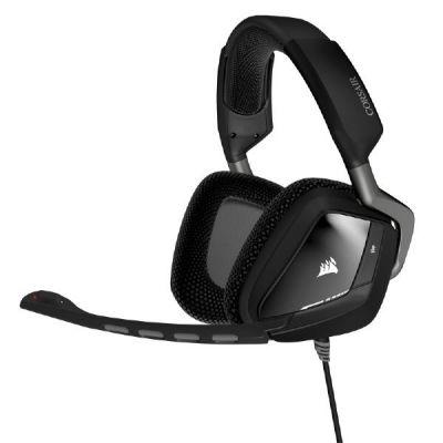 Corsair  Gaming VOID RGB Dolby 7.1 Gaming Headset schwarz
