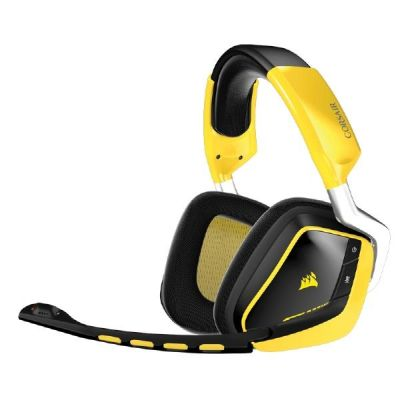 Corsair  Gaming VOID SE kabelloses Dolby 7.1 Gaming Headset gelb