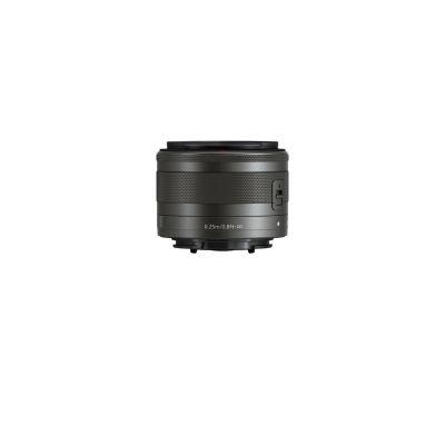 Canon  EF-M 15-45mm f/3,5-6,3 IS STM schwarz