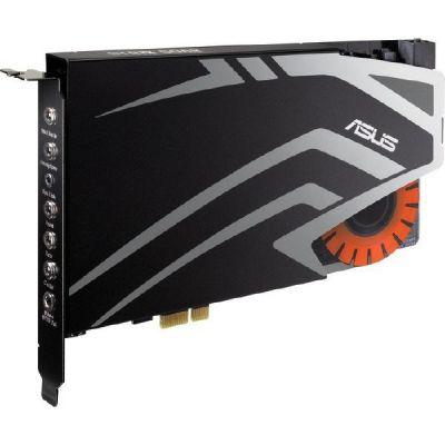 Strix Soar PCIe 7.1 Gaming Soundkarte 116dB SNR