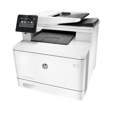 HP Color LaserJet Pro MFP M477fdw Farblaserdrucker Scanner Kopierer Fax WLAN - Preisvergleich