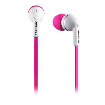 Pioneer SE-CL712T In-Ear Kopfhörer Pink