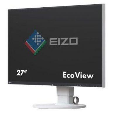 "EIZO  EV2750-WT 68 cm (27"") 16:9 DVI/DP/HDMI/USB 5ms 1.000:1 Pivot LS IPS"
