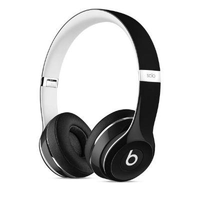 beats by dr dre Beats by Dr. Dre Solo 2 Luxe (MLA42ZM/A) schwarz