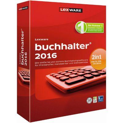 Lexware buchhalter 2016 (Minibox)
