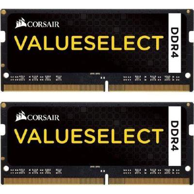 Corsair 16GB (2x8GB)  Value Select DDR4-2133 CL15 SO-DIMM RAM Kit