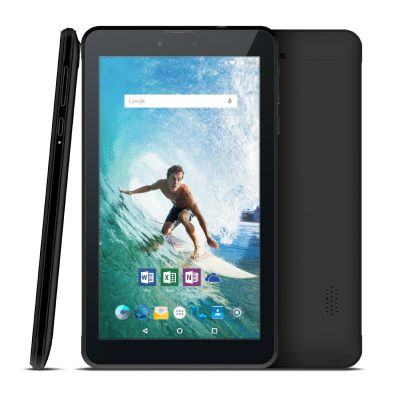 ODYS Rapid 7 Tablet LTE Dual-SIM 16 GB Android 5.1 schwarz
