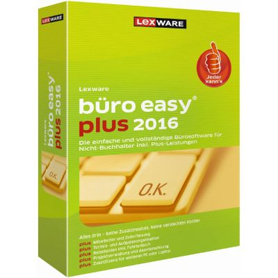 Lexware büro easy plus 2016 (FFP)