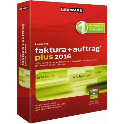 Lexware faktura+auftrag plus 2016