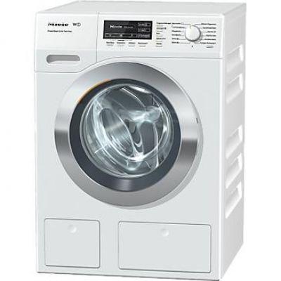 Miele  WKH131WPS Waschmaschine Frontlader A+++ PWash 2.0 & TDos 8kg weiß